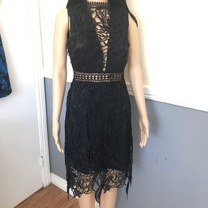 Gators Black Sleeveless Dress